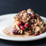 Cranberry Apple Baked French Toast - Andrea Meyers