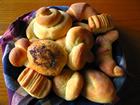Andrea's Recipes - Hot Rolls, One Dozen Ways