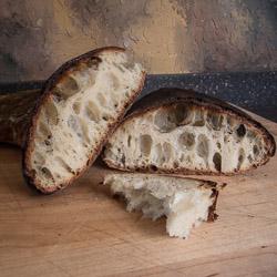 Royal Crown's Tortano Bread - Andrea Meyers