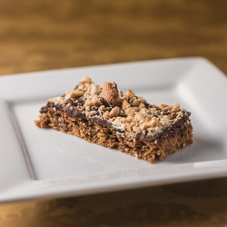 Mocha Toffee Bars Recipe - Andrea Meyers