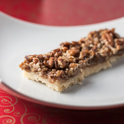 Cloudt's Pecan Treats Recipe - Andrea Meyers