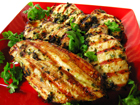 Andrea Meyers - Thai Grilled Chicken with Cilantro Dipping Sauce