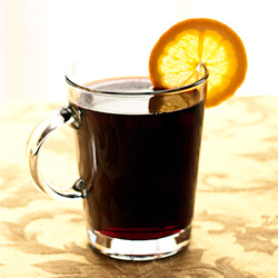 Hot Mulled Wine Recipe - Andrea Meyers