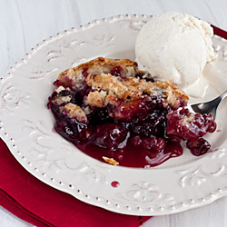 Andrea Meyers - Cherry Pudding Cake
