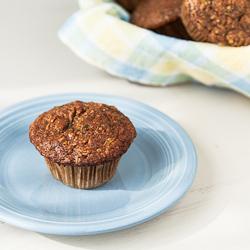 Andrea Meyers - Whole Wheat Zucchini Morning Glory Muffins