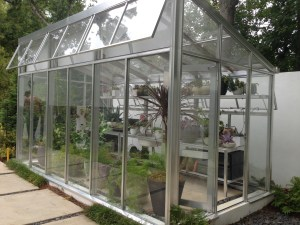 Even the Glasshouse offers contemporary style