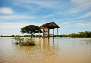 Tonle Sap - the lake village