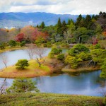 <b>imperial gardens in Kyoto</b>