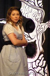 ALICE_My good friend Lorna Young stars as Alice in this production.