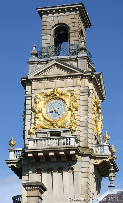 ORNAMENTAL_The ugly clock tower at Cliveden House.