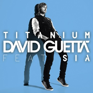THIS WEEK'S NUMBER ONE: Titanium by David Guetta feat. Sia. (Click to play in Spotify.)
