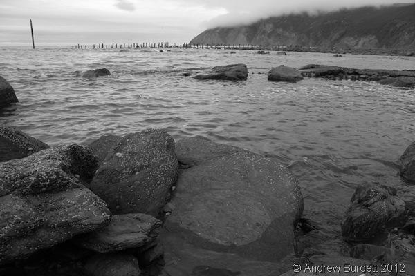 SEASCAPE: A sea-scene taken at Lynmouth. (0870_IMG_0701_ARB)