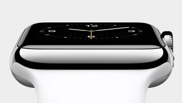 Apple's sleek new Watch.