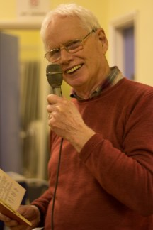 Ian Gilchrist called the evening's dances.