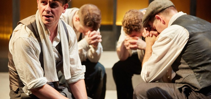 'Operation Crucible' at Sheffield Theatres.