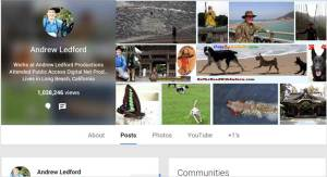 Andrew Ledford's Google Plus