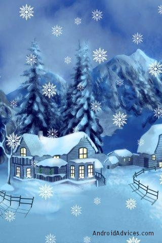 7 Best Christmas Live Wallpapers for Android - Lighten up your Screens - Android Advices