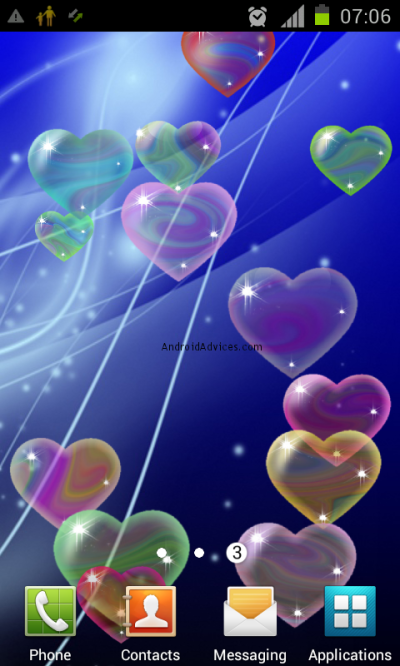 Best Valentine's Day Live Wallpapers for Android Mobile Phones - Android Advices