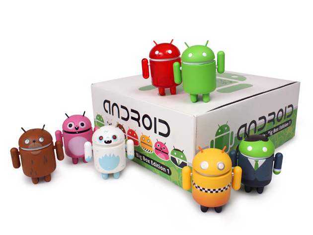 Android Bot Collectible 1