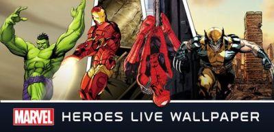 Marvel Comics LWP скачать на андроид бесплатно