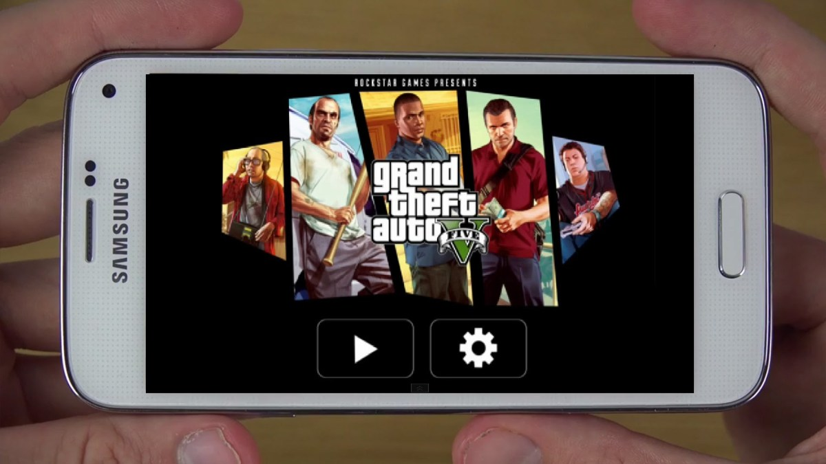 Download GTA V For Android Free (No Survey)