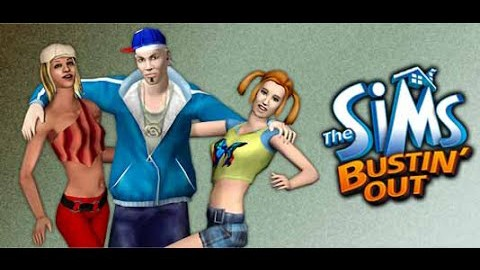 The Sims Bustin Out - Android emulator - N gage game - GBA game