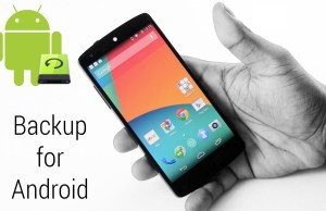 How to Back Up Android Data keep safe Everything