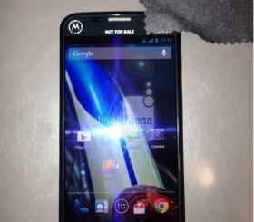 Verizon's Moto X leaked photo