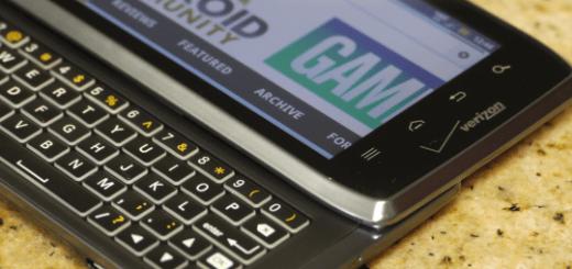 DROID Keyboard