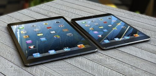 Rumored iPad 5