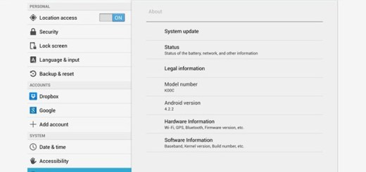 Download Android 4.3 Update for Assus Transformer Pad