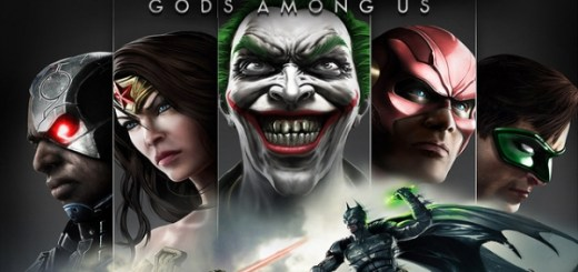 Injustice Gods Among Us available on Google Play
