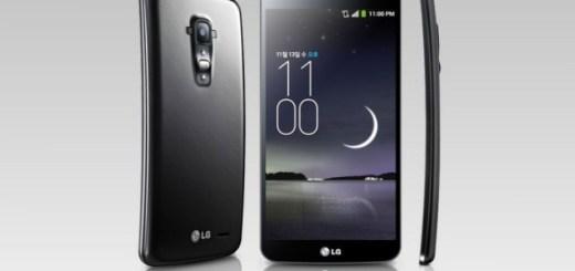 LG G Flex to reach asian Markets
