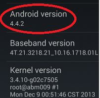 LG G Pad 8.3 and HTC One Google Play editions are ready for Android 4.4.2
