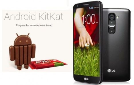 European LG G2 To Be Soon Updated to KitKat