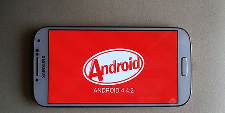 Leaked Android 4.4 KitKat firmware for AT&T Galaxy S4