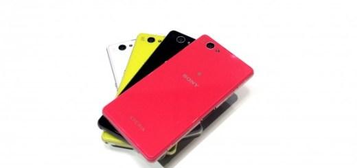 Xperia Z1 Compact - the Pocketable Version of Xperia Z1