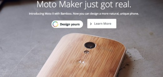 Moto Maker in Europe and Mexico