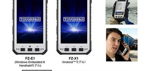 New 5-inch Panasonic Toughpad Version Officially Revealed