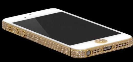 Diamond Encrusted iPhone 5 Priced at 1 Million USD
