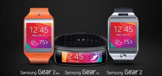 Gear 2, Gear 2 Neo, Gear Fit Amazon Pre-orders have Just Shipped