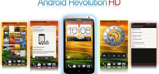Update HTC One M8 with Revolution HD Custom ROM