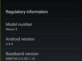 Google posted Factory Images for Android 4.4.4