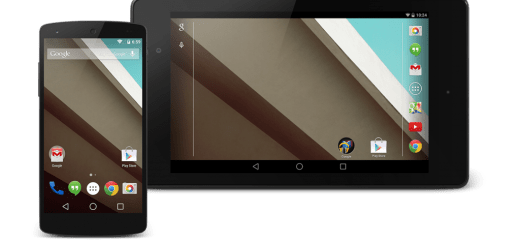 Root Nexus 5 and Nexus 7 2013 with Android L Developer Preview