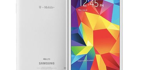 T-Mobile Samsung Galaxy Tab 4 8.0 up for Pre-order