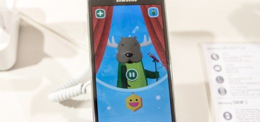 Apps from Samsung Kids Mode