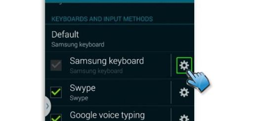 Enable Personalized Predictions on Galaxy S5 Keyboard