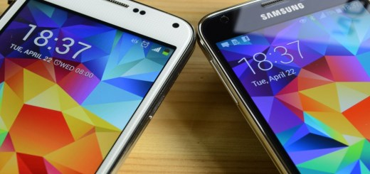Make the Difference between an Original and a Cloned Galaxy S5