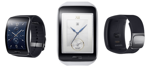 Samsung releases Smartwatch Gear S