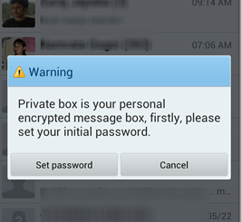 Protect your Text Messages with SMS Encryption